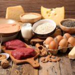 Ehrnährung dür den Muskelaufbau