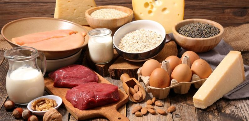 Ernährung für den Muskelaufbau